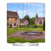 Great Chalfield Manor Shower Curtain