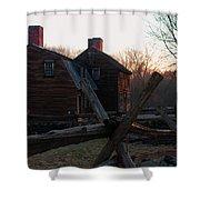Hartwell Tavern  Shower Curtain
