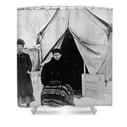 Illinois Tuberculosis Camp Shower Curtain