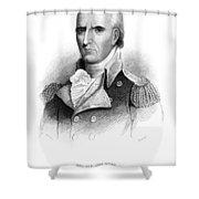 John Stark (1728-1822) Shower Curtain