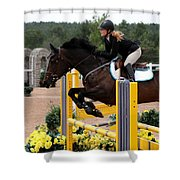 Jumper67 Shower Curtain