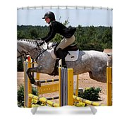 Jumper79 Shower Curtain