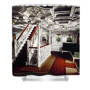 Kaiserin Maria Theresia Shower Curtain