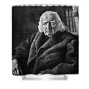 Karl Theodor Weierstrass (1815-1897) Shower Curtain