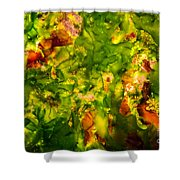 Kelp Forest Shower Curtain