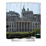 Kings Court Shower Curtain