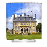 Kingston Lacy Shower Curtain
