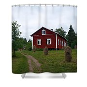 Kovero Shower Curtain