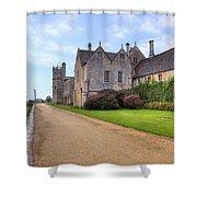 Lacock Abbey Shower Curtain