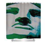 Lady Liberty Shower Curtain by Rob Hans