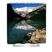 Lake Louise Iv Shower Curtain