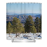 Larb Hollow Overlook Shower Curtain