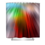 Lightspeed Shower Curtain