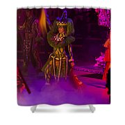 Lion King Dancers Shower Curtain
