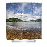 Loch Fine By Inveraray Shower Curtain