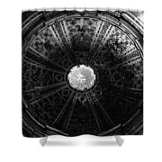 Looking Up Siena Cathedral 2 Shower Curtain