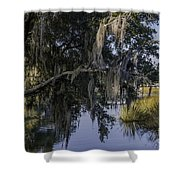 Lowcountry Creek Shower Curtain