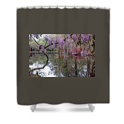 Magnolia Plantation Gardens Series II Shower Curtain