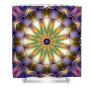 Mandala 105 Shower Curtain