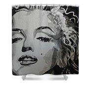 Marilyn Monroe 01 Shower Curtain