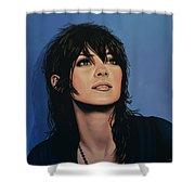 Marion Cotillard Shower Curtain