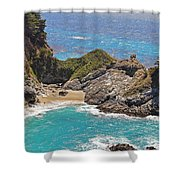 Mcway Falls Shower Curtain