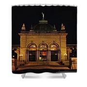 Memorial Hall - Philadelphia Shower Curtain