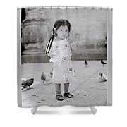 A Sweet Life Shower Curtain