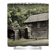 Mingus Mill Shower Curtain