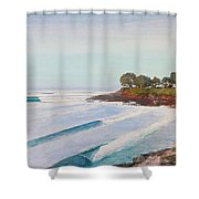 Mitchell's Cove Shower Curtain