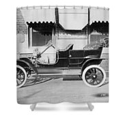 Model T Ford, 1908 Shower Curtain