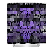 Motility Series 15 Shower Curtain