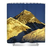 Mt Everest Shower Curtain
