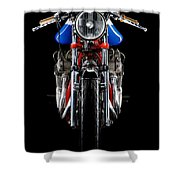 Mv Agusta 750 S Shower Curtain