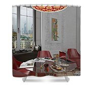 My Art In The Interior Decoration - Elena Yakubovich Shower Curtain by Elena Yakubovich