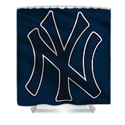 New York Yankees Uniform Shower Curtain