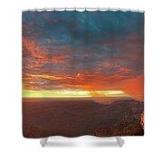 North Rim Grand Canyon National Park Arizona Shower Curtain