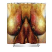 Nude Colorado Series Shower Curtain