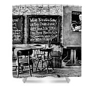 Old City Tavern Shower Curtain