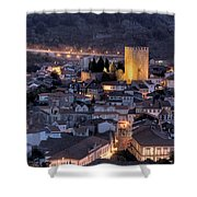 Old Lamego Shower Curtain