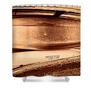 Old Town Canoes Shower Curtain