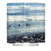 Olowalu Maui Hawaii Shower Curtain