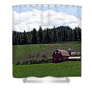 Oregon Shower Curtain