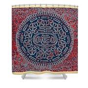 Oreo In Hope1 Shower Curtain