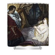 Othello, 19th Century Shower Curtain by Granger