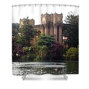 Palace Of Fine Arts 9 Shower Curtain