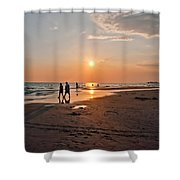 Panama City Florida Shower Curtain