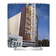 Paramount Theatre Oakland California Shower Curtain