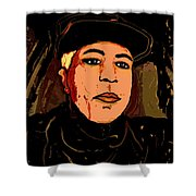 Personality Shower Curtain