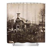 Philadelphia, C1855 Shower Curtain